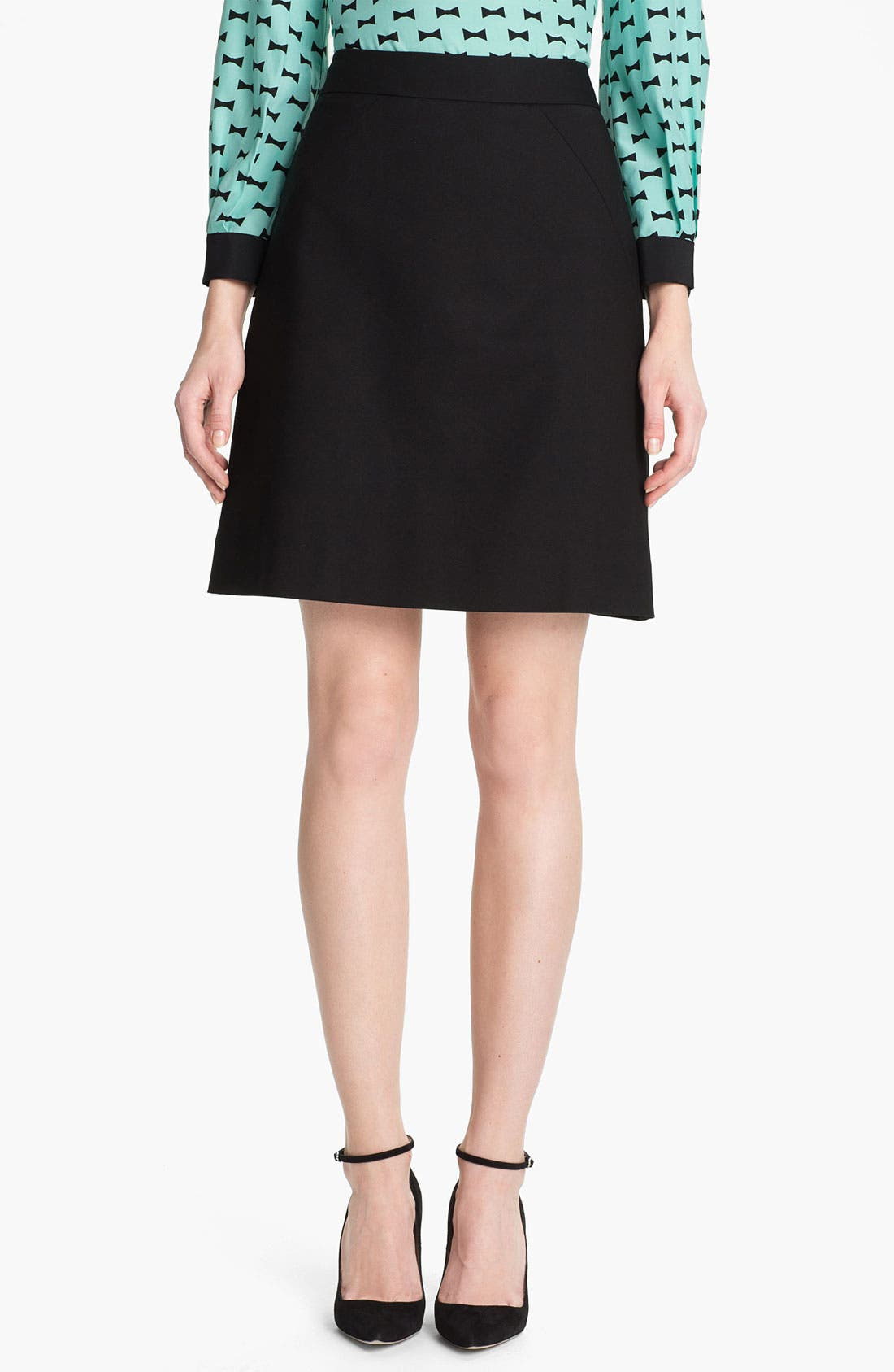 Alternate Image 1 Selected - kate spade new york 'anita' skirt