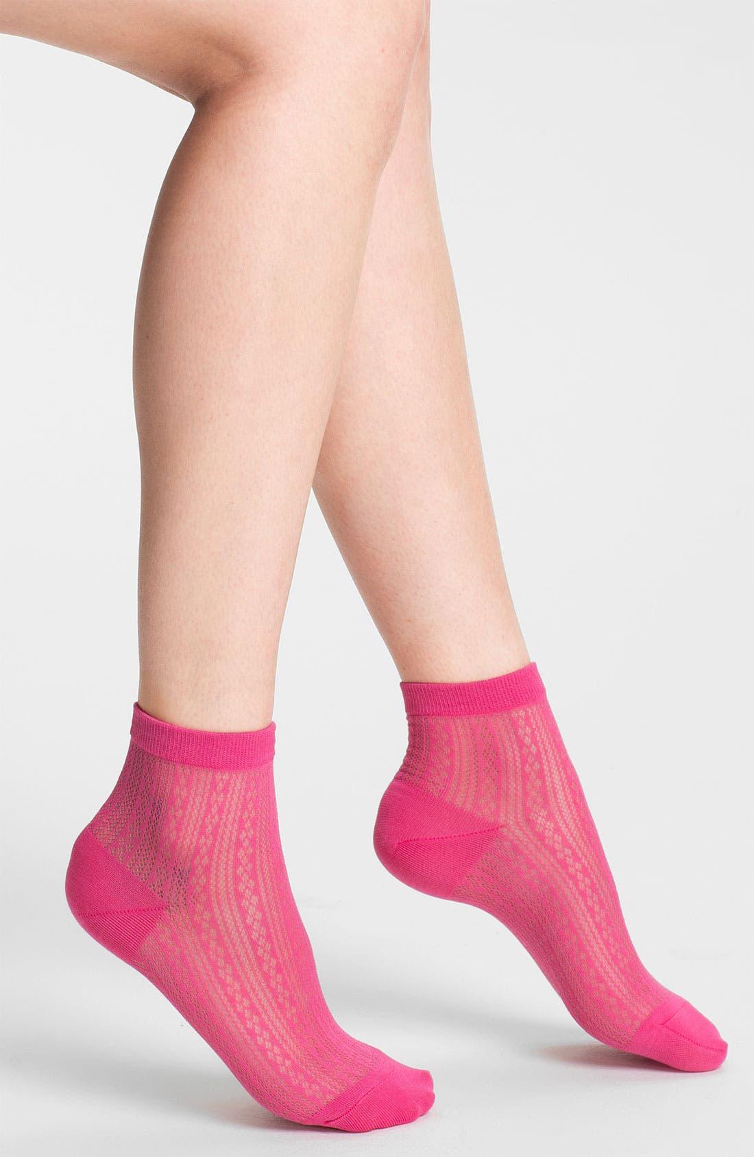 Alternate Image 1 Selected - Nordstrom 'I'm Frilled' Anklets