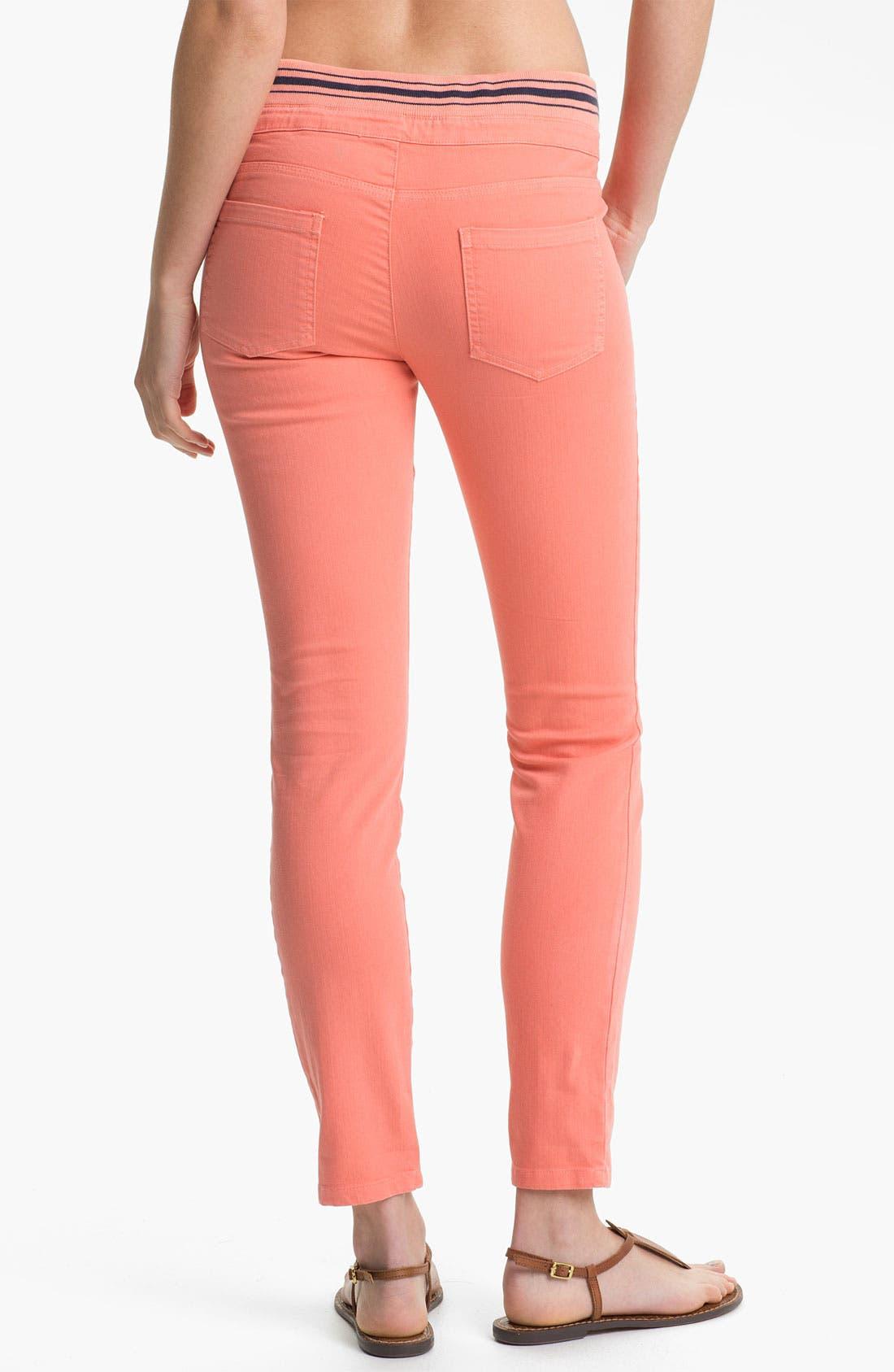 Alternate Image 2  - Splendid 'Beachwood' Tapered Pants