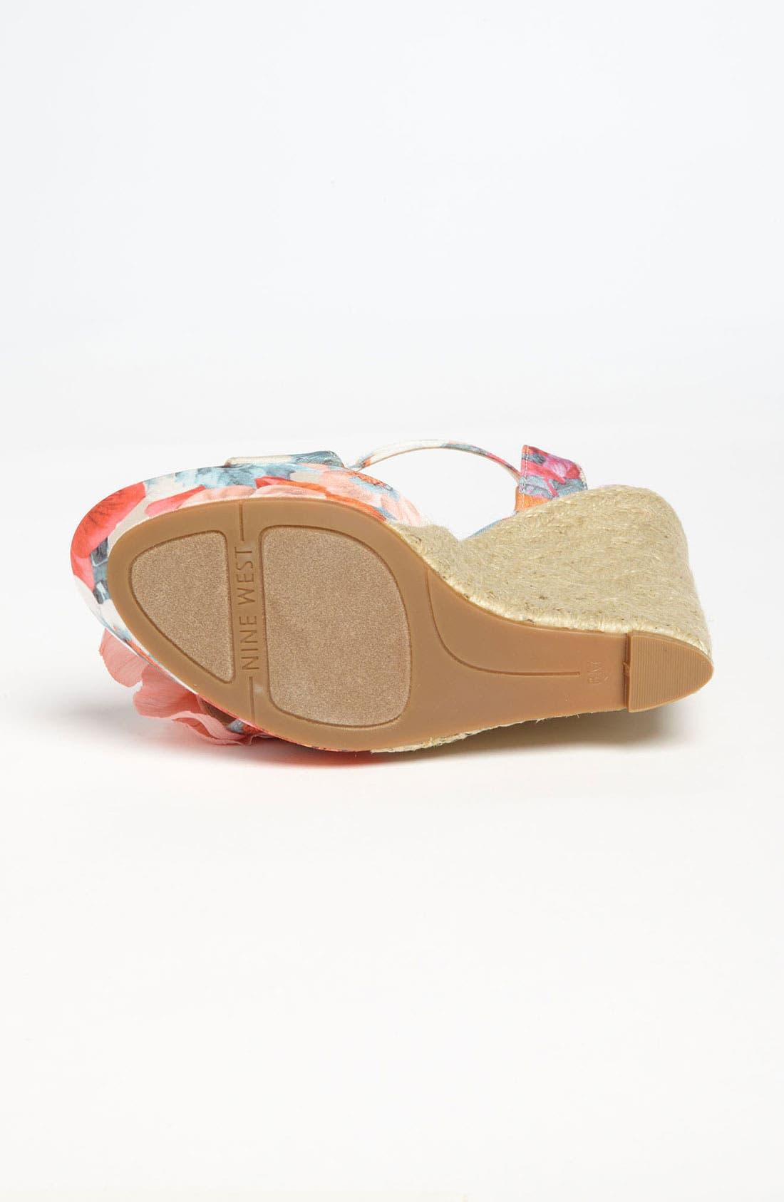 Alternate Image 4  - Nine West 'Keku' Sandal