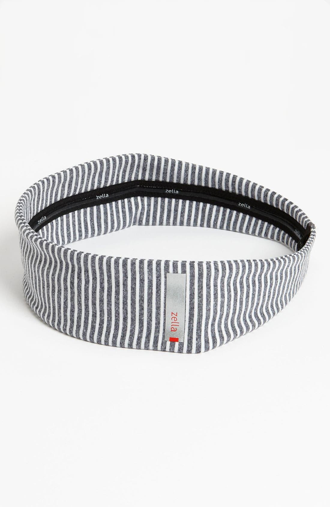 Main Image - Zella Stripe Headband