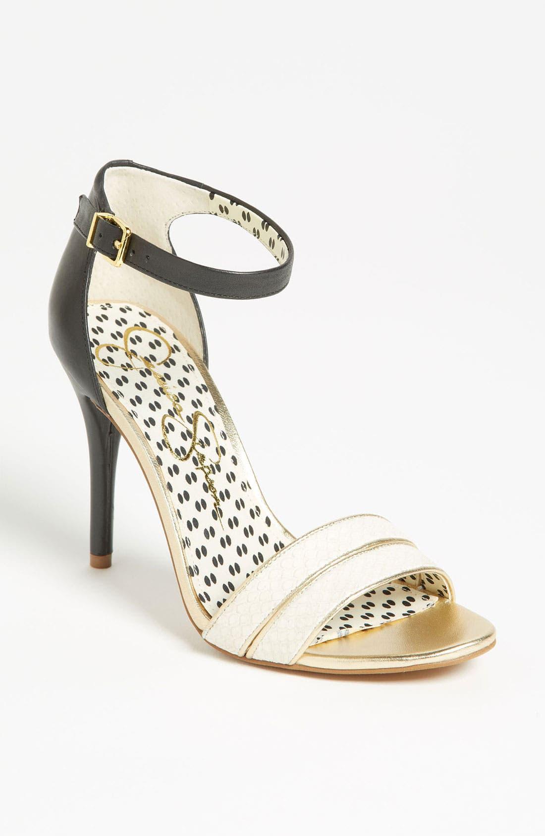 Alternate Image 1 Selected - Jessica Simpson 'Jessies' Sandal
