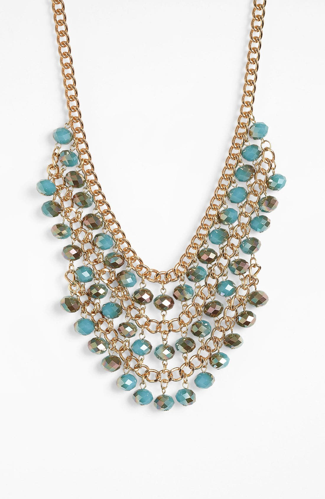 Alternate Image 2  - Cara Bib Necklace