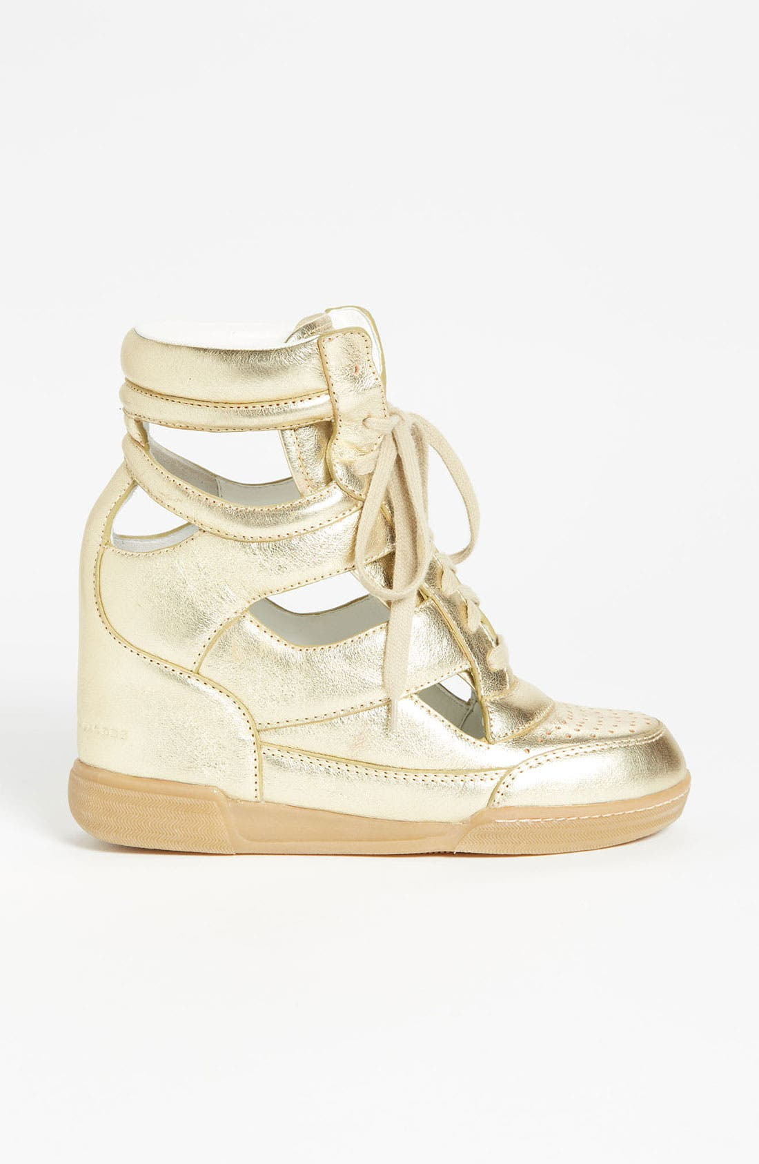 Alternate Image 4  - MARC BY MARC JACOBS Wedge Sneaker