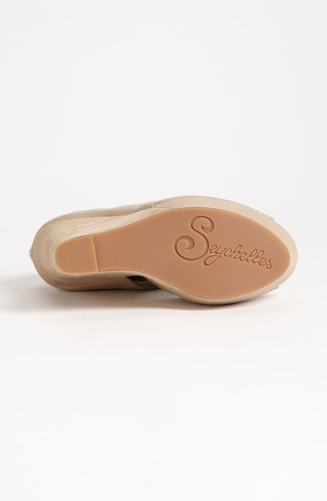 Alternate Image 4  - Seychelles 'Down to the Wire' Sandal