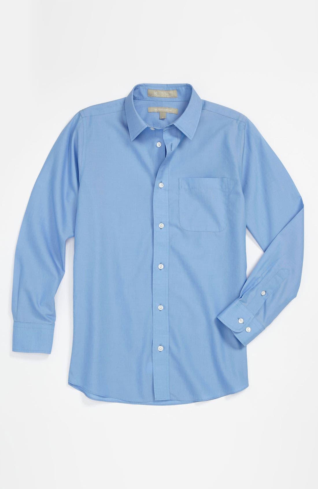Nordstrom Smartcare™ Dress Shirt (Little Boys & Big Boys)