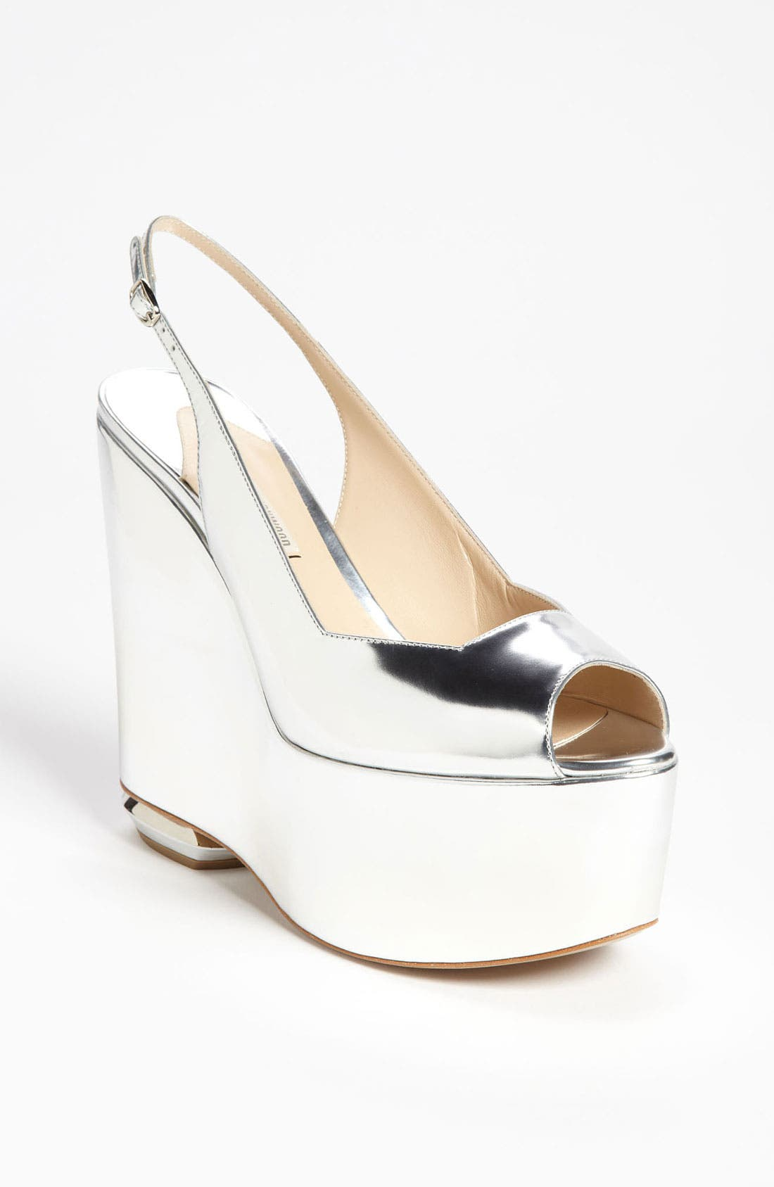 Alternate Image 1 Selected - Nicholas Kirkwood Wedge Sandal