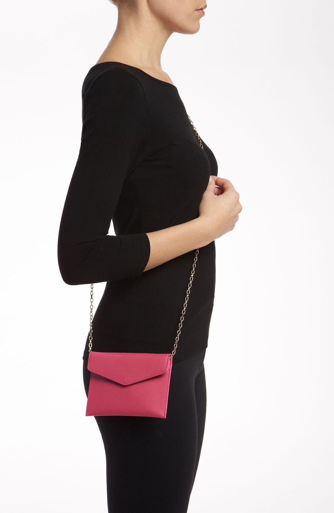 Alternate Image 2  - Halogen® 'Amy - Mini' Crossbody Bag