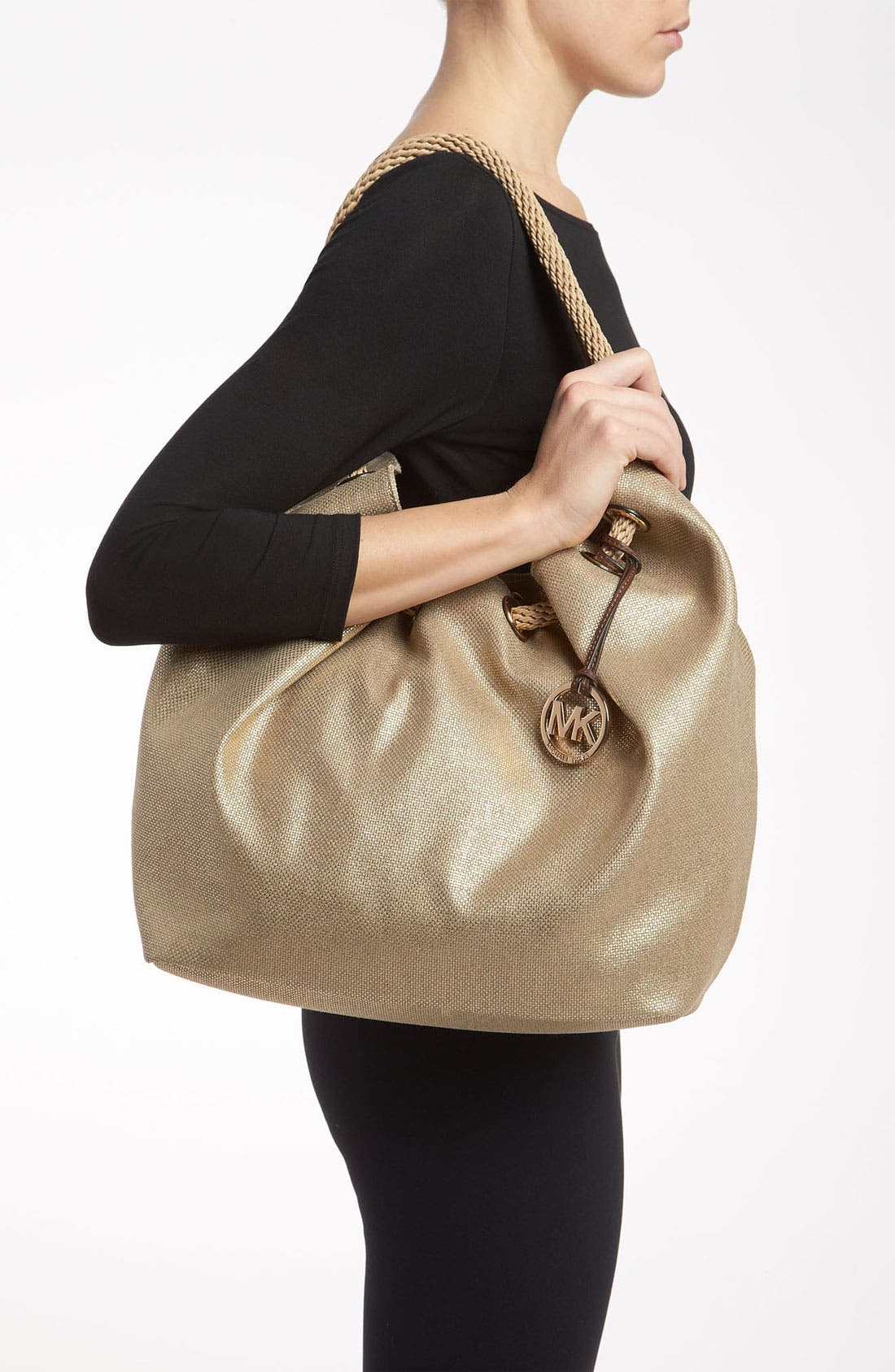Alternate Image 2  - MICHAEL Michael Kors 'Marina' Shoulder Tote