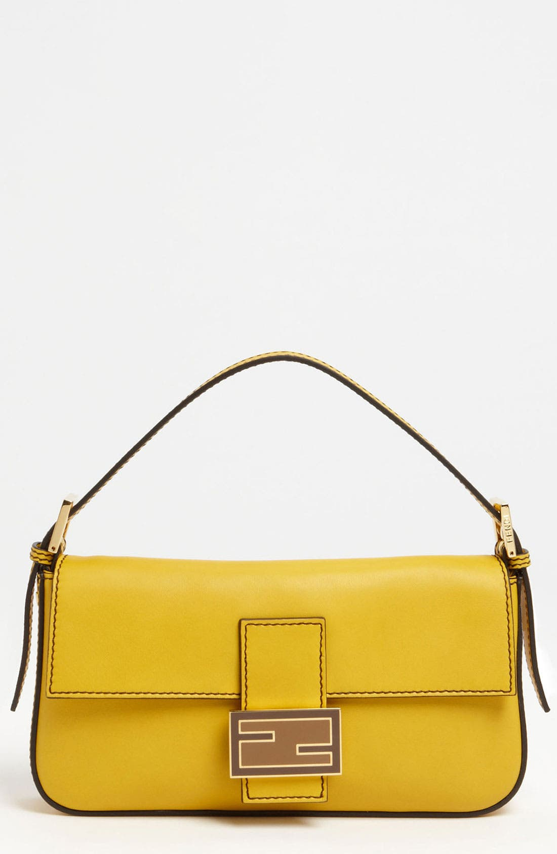 Main Image - Fendi Leather Baguette