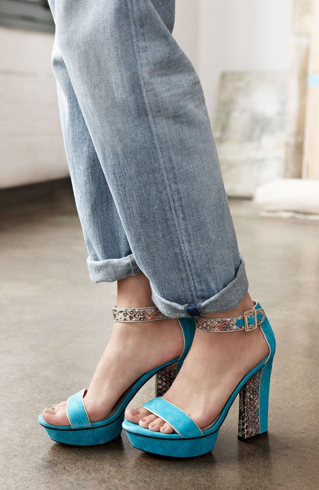Alternate Image 5  - Vince Camuto 'Nedra' Sandal (Nordstrom Exclusive)