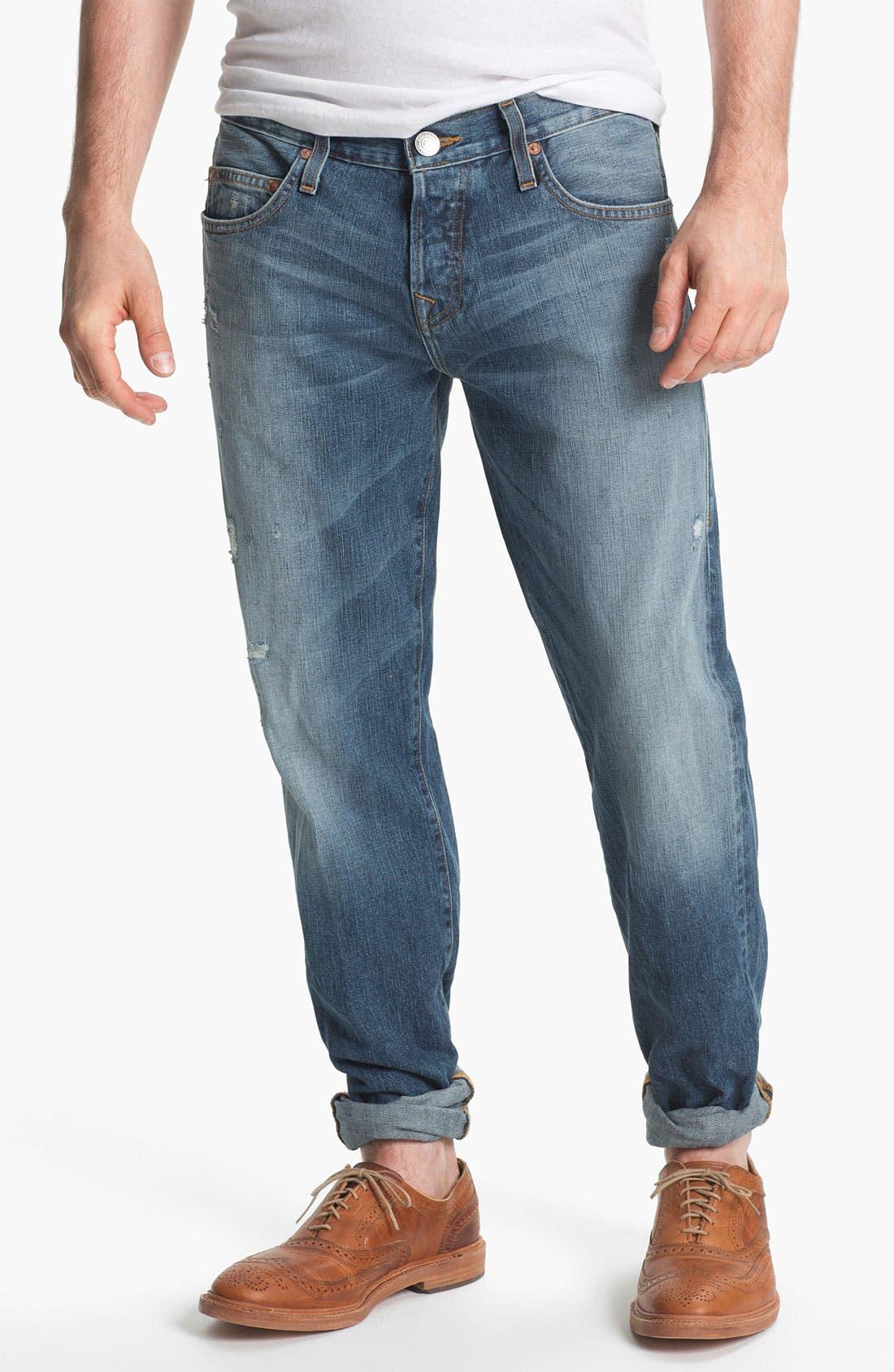 Alternate Image 2  - True Religion Brand Jeans 'Geno 1971' Slim Straight Leg Jeans (Sepulvada)