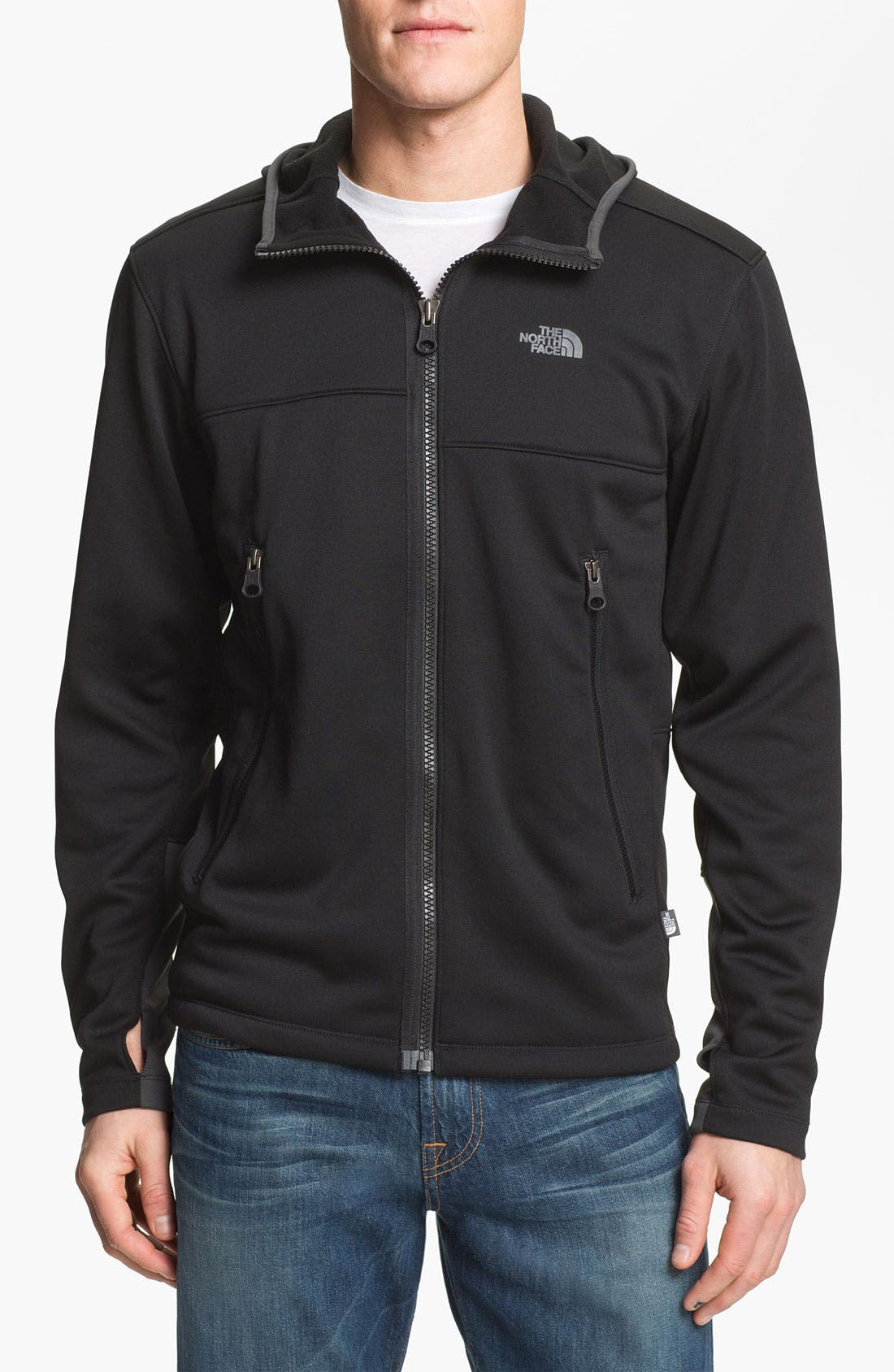 Alternate Image 1 Selected - The North Face 'Canyonlands' Zip Jacket
