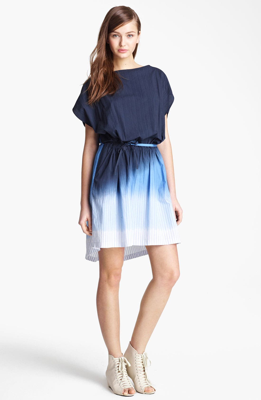 Alternate Image 1 Selected - Band of Outsiders Dégradé Tunic Dress