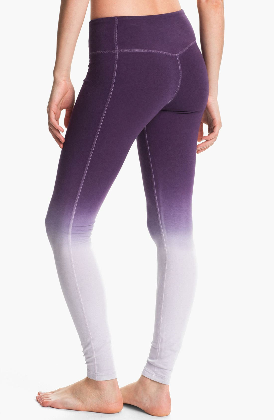 Alternate Image 2  - Nike 'Legend 2.0' Dip Dye Leggings