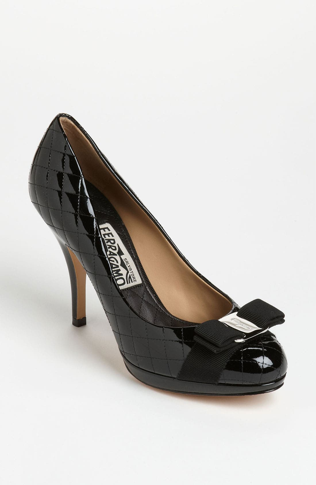 Alternate Image 1 Selected - Salvatore Ferragamo 'Sharla' Pump