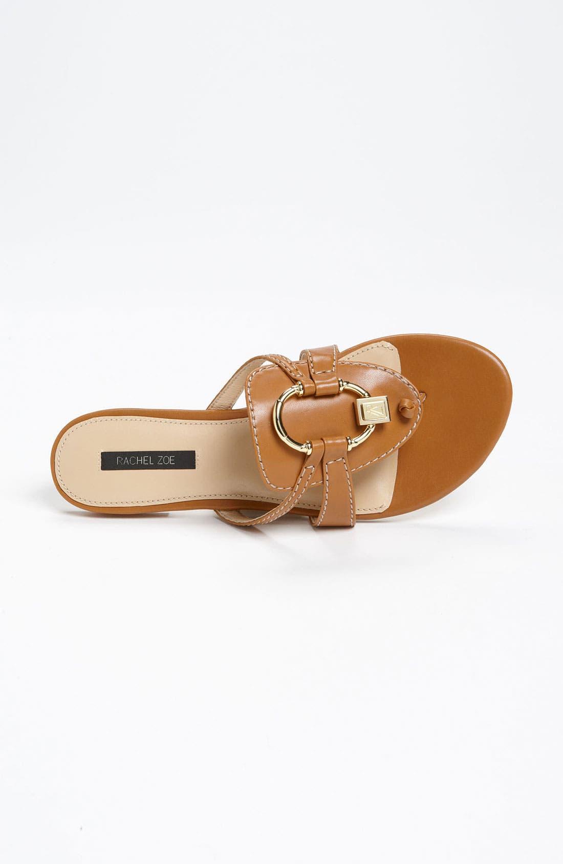 Alternate Image 3  - Rachel Zoe 'Gina' Flat Sandal