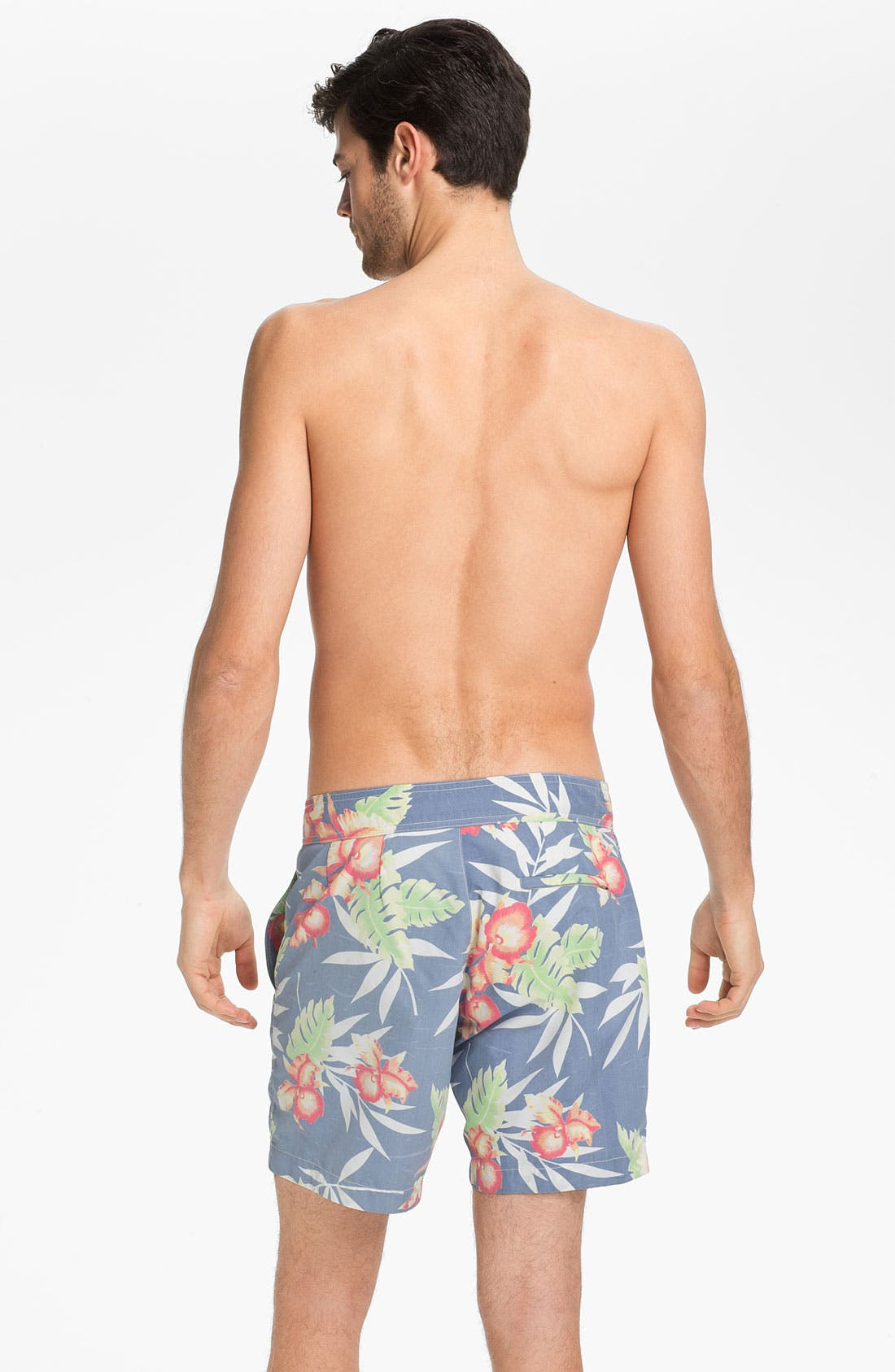 Alternate Image 2  - Vince Board Shorts