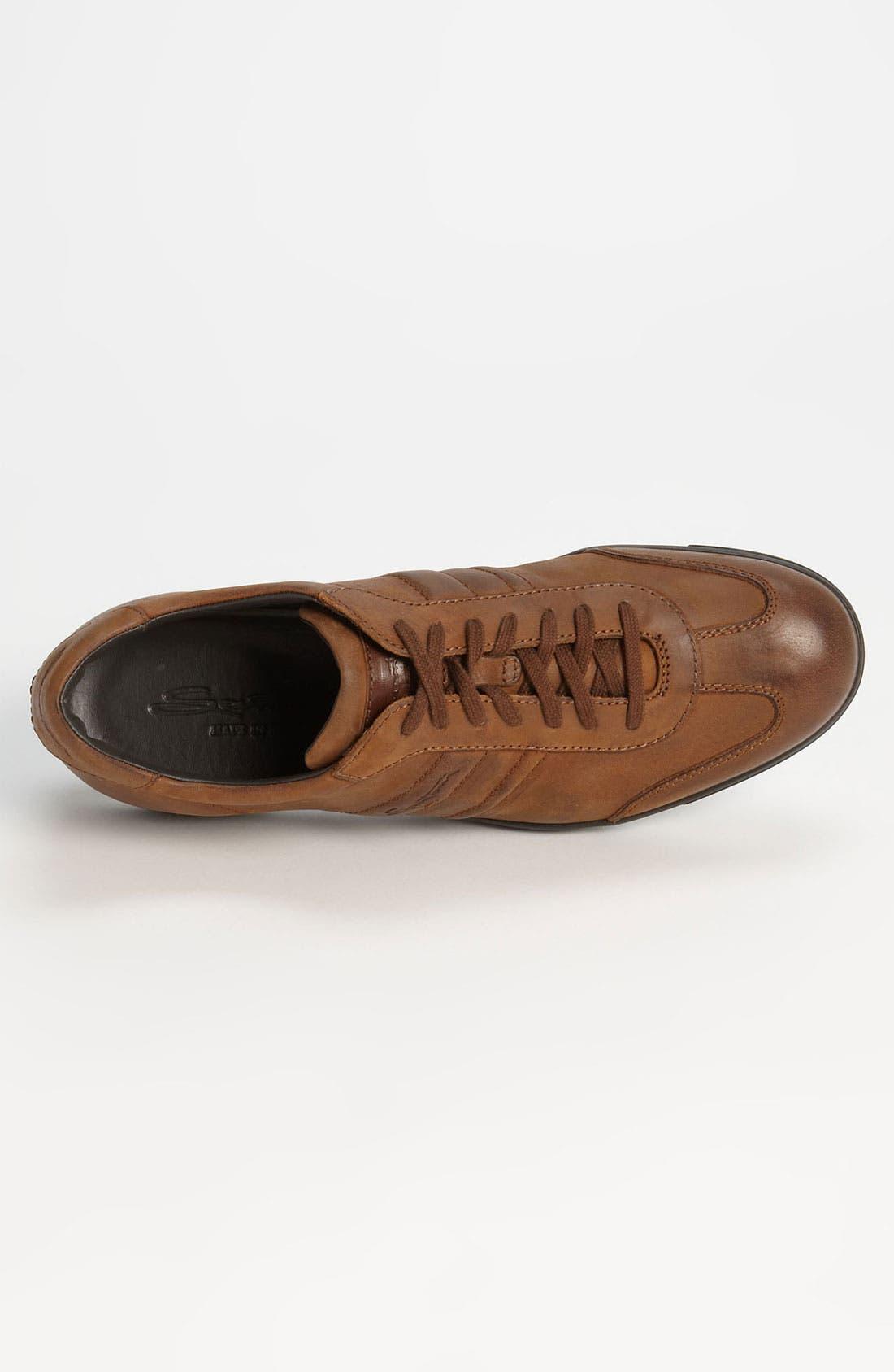 Alternate Image 3  - Santoni 'Bonito' Sneaker