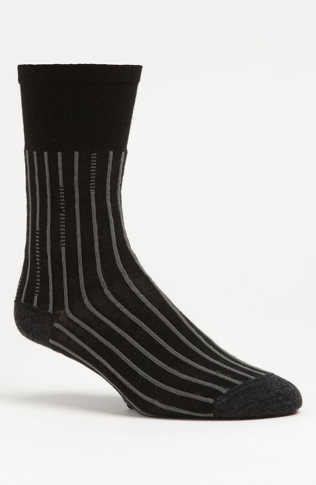Alternate Image 1 Selected - Smartwool Broken Pinstripe Socks