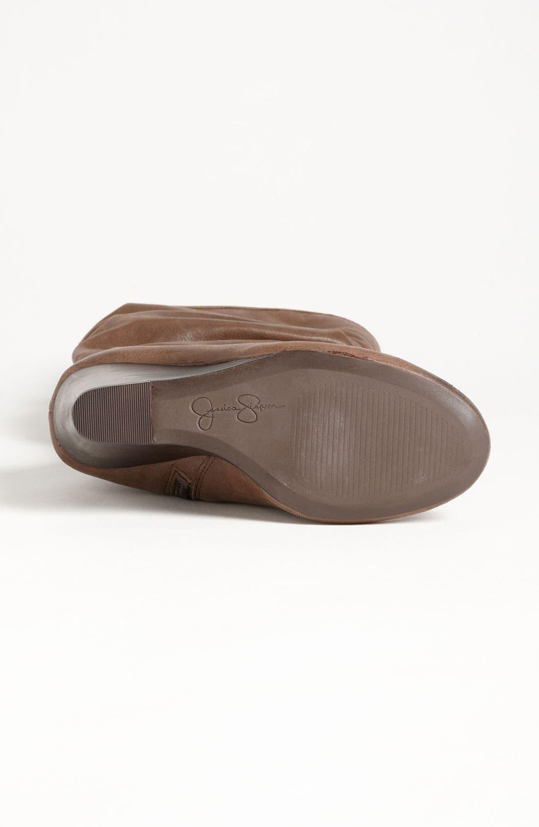 Alternate Image 4  - Jessica Simpson 'Pasha' Boot