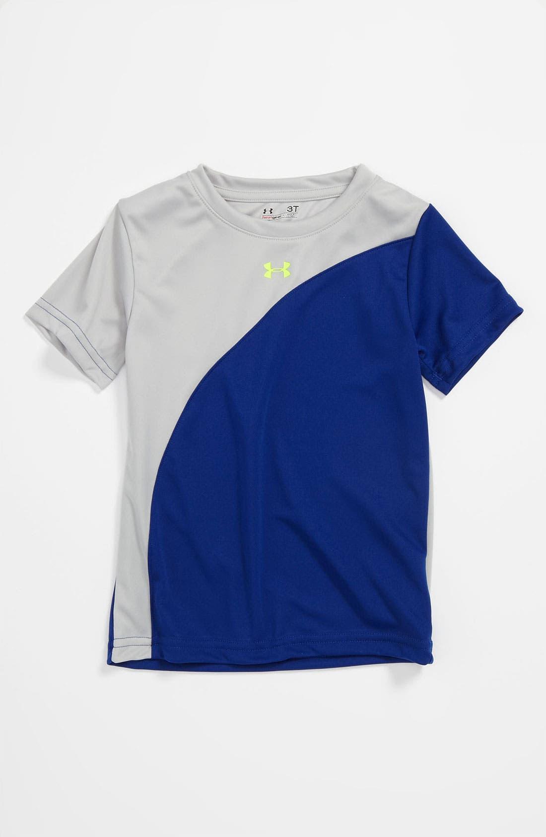 Main Image - Under Armour T-Shirt (Toddler)