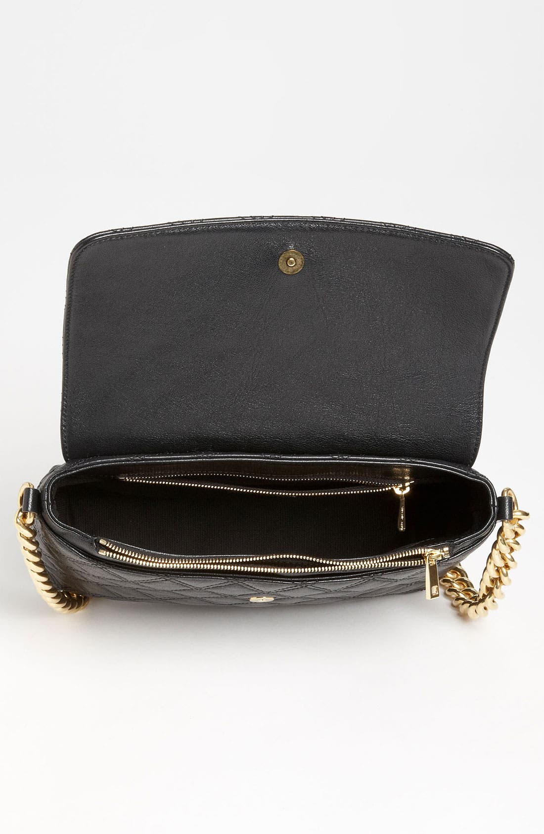 Alternate Image 3  - MARC JACOBS 'Large Quilting Single' Leather Shoulder Bag