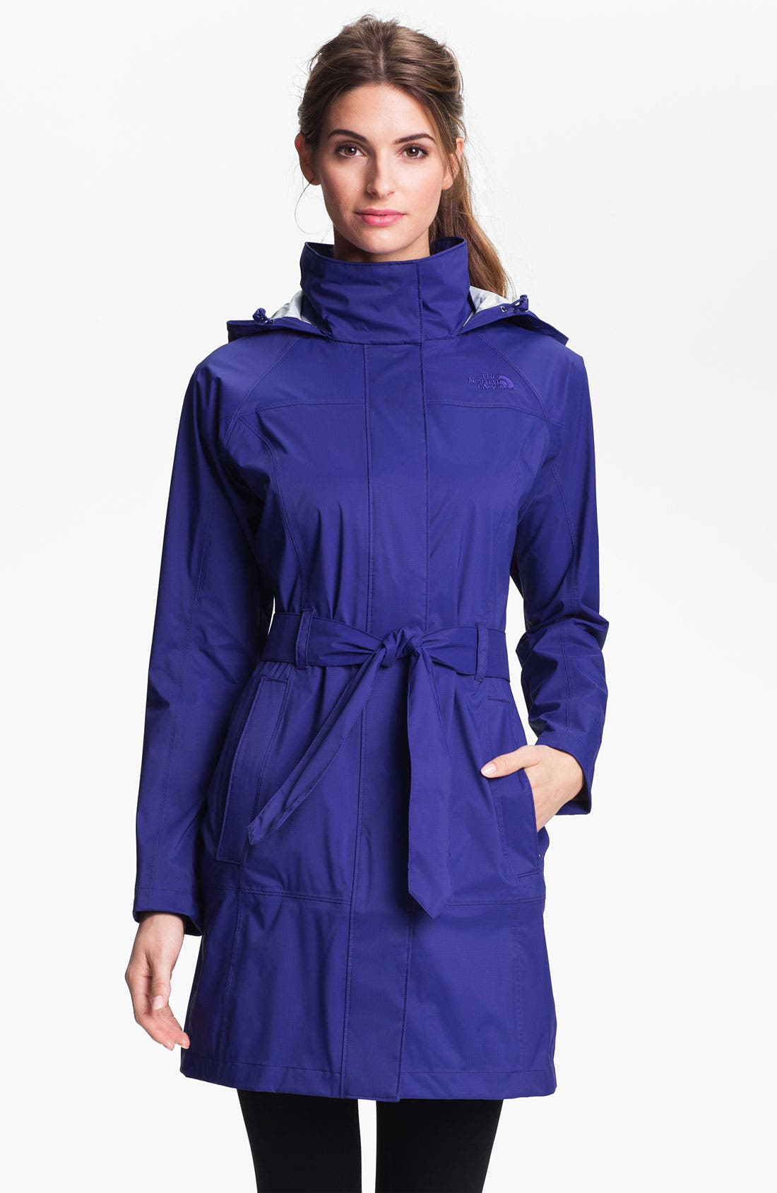 Alternate Image 1 Selected - The North Face 'Grace' Trench Coat