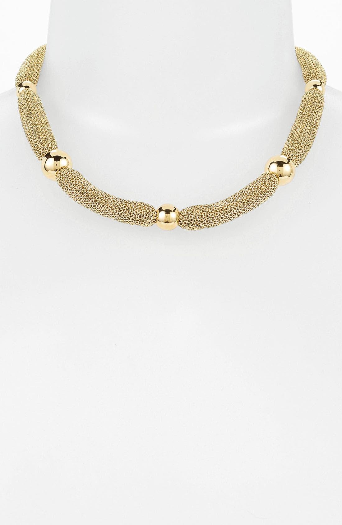 Alternate Image 1 Selected - Adami & Martucci 'Mesh' Collar Necklace
