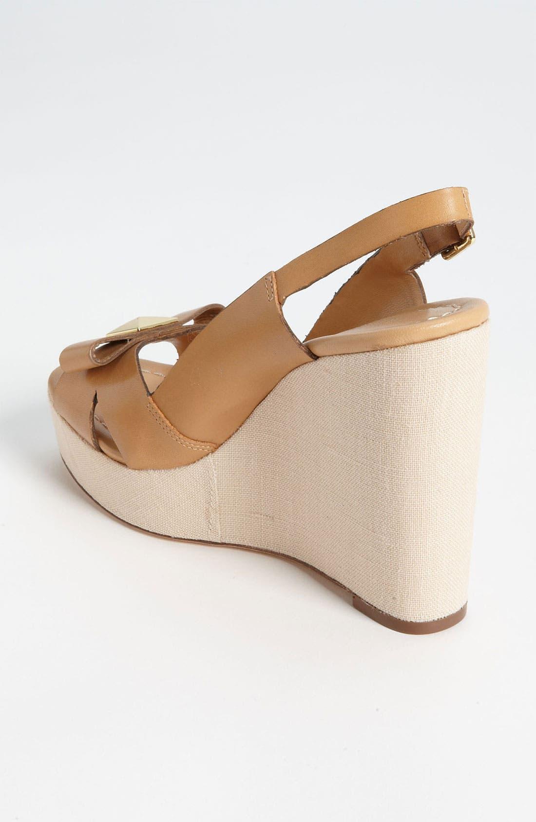 Alternate Image 2  - kate spade new york 'devi' wedge sandal