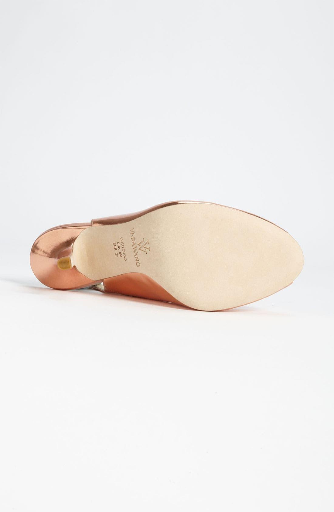 Alternate Image 4  - Vera Wang Footwear 'Chereese' Pump (Online Only)