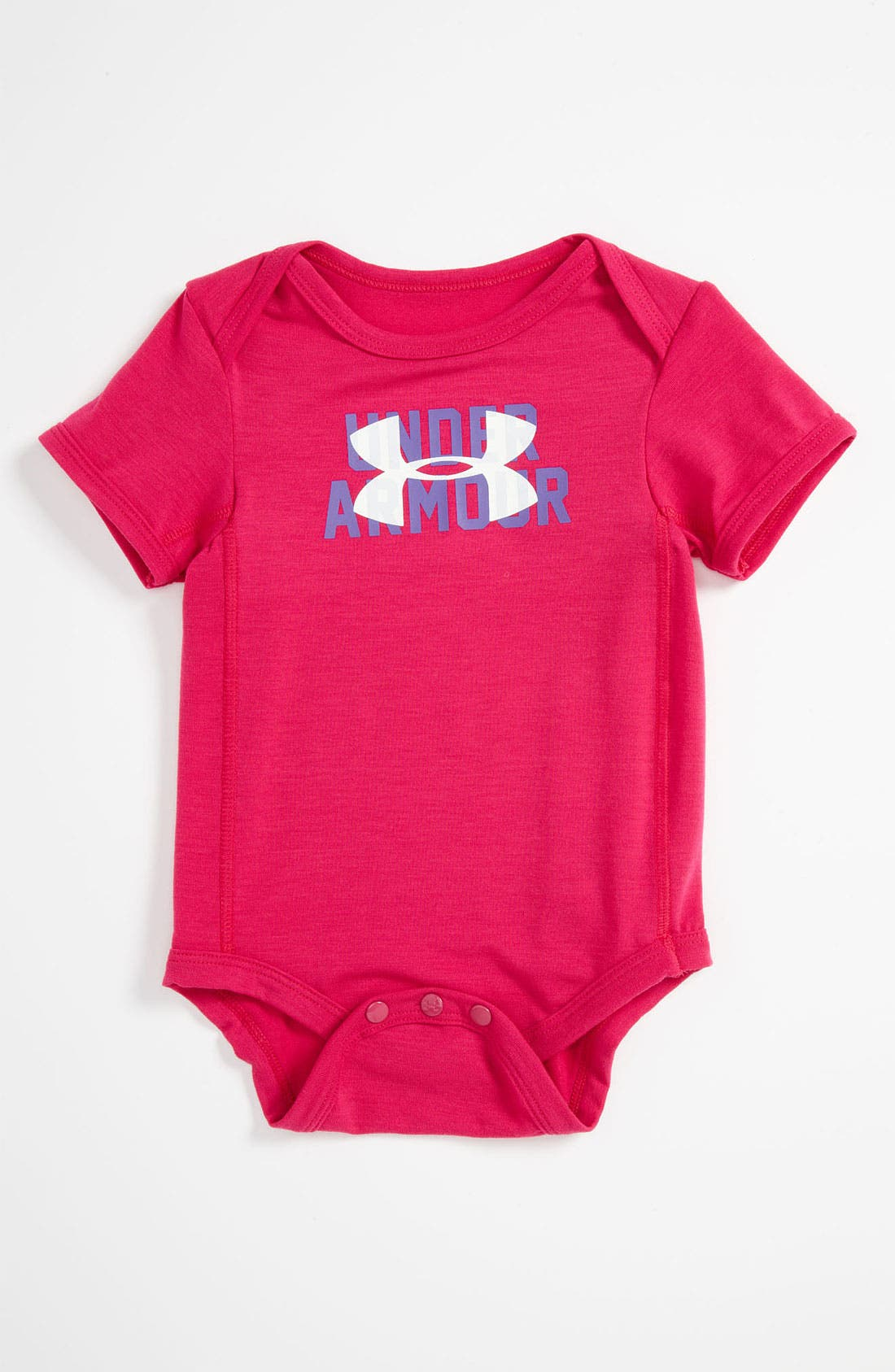 Alternate Image 1 Selected - Under Armour Bodysuit (Baby)