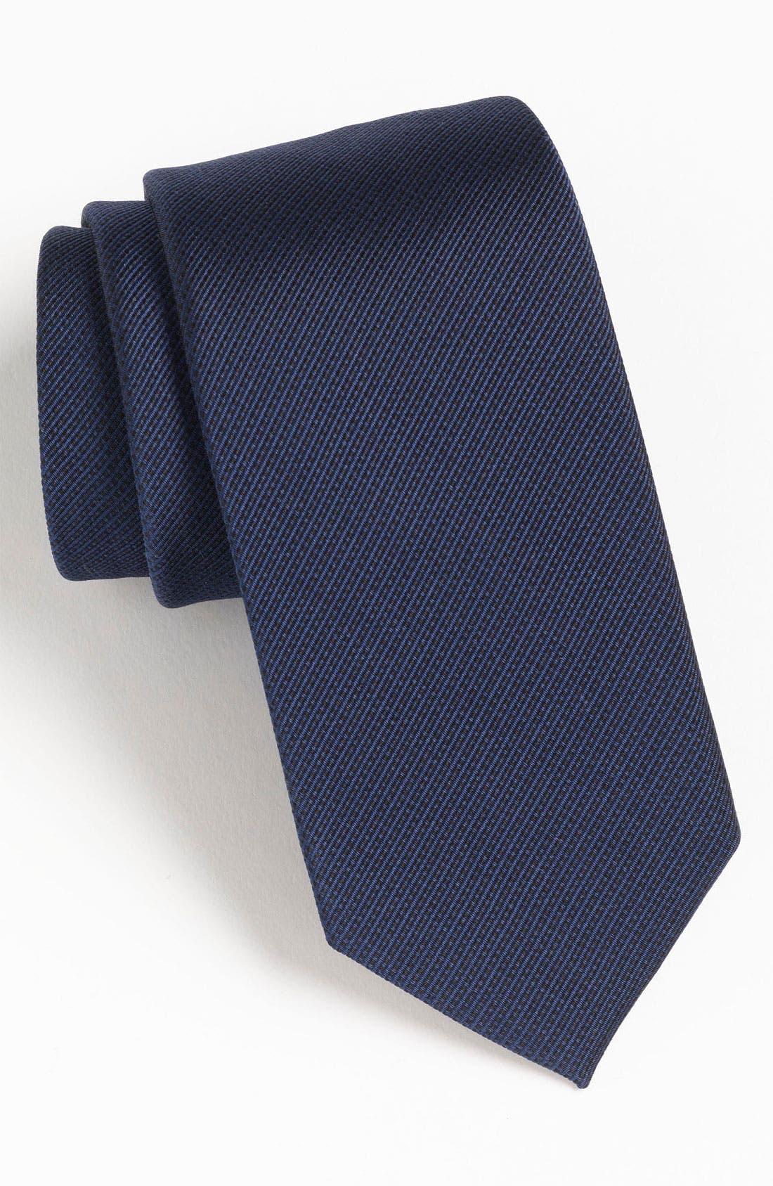 Main Image - The Rail Silk Woven Tie