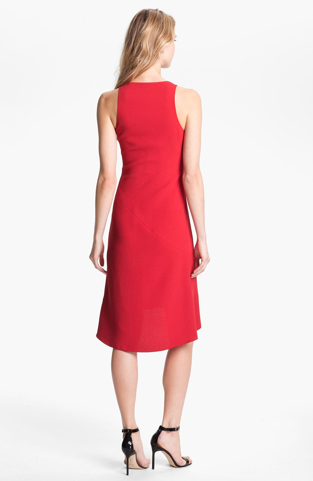 Alternate Image 2  - Rachel Roy Seamed A-Line Dress