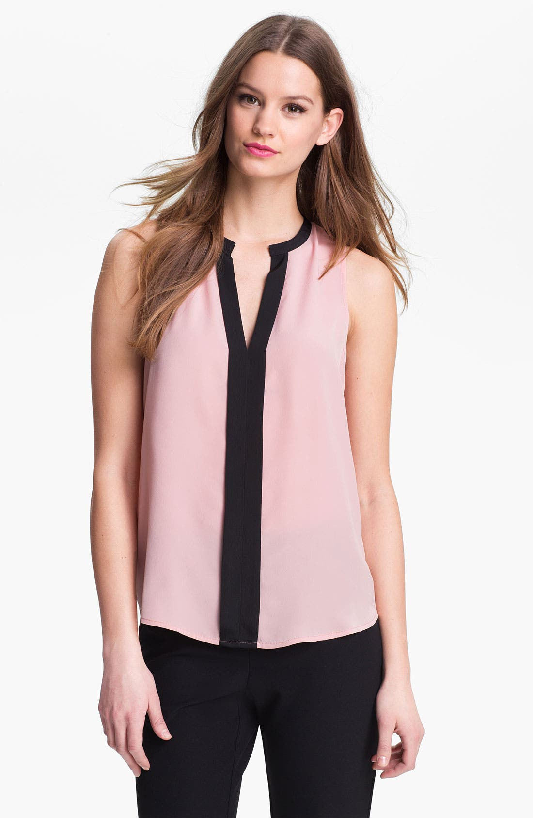 Main Image - Kenneth Cole New York 'Jenny' Sleeveless Top