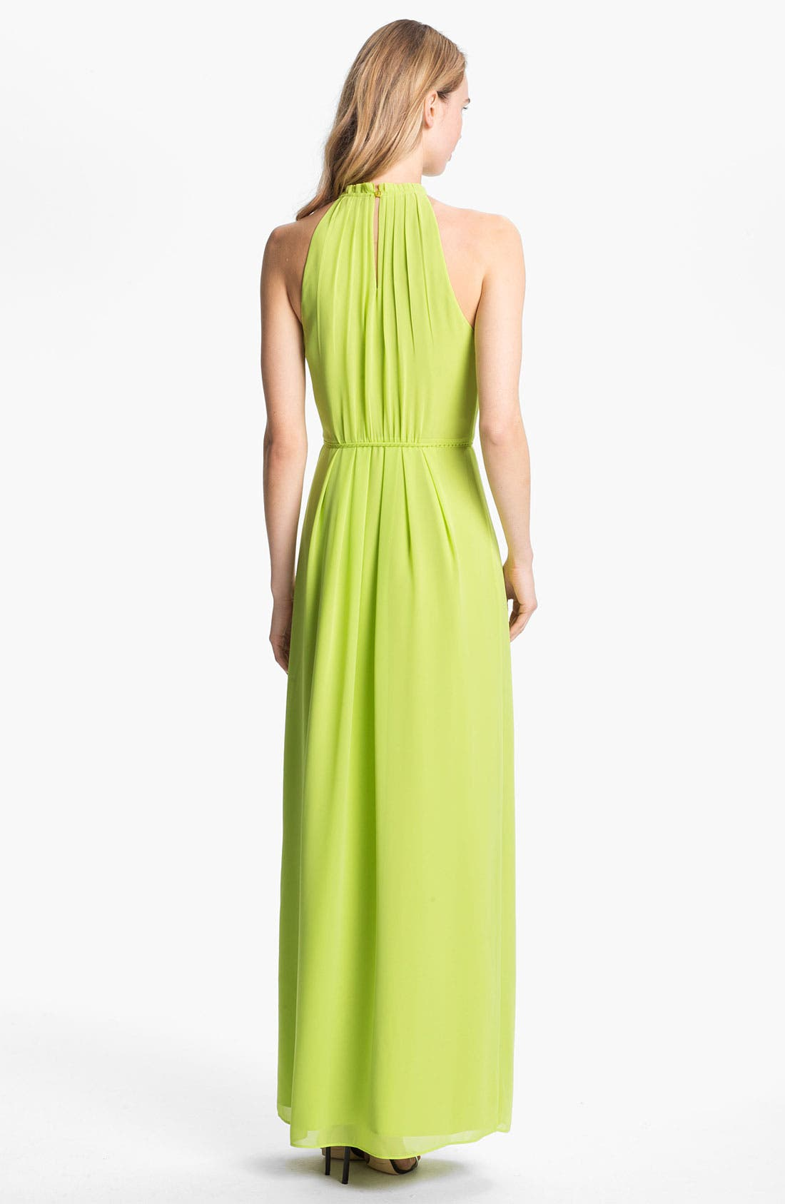 Alternate Image 2  - Ted Baker London Halter Maxi Dress (Online Only)