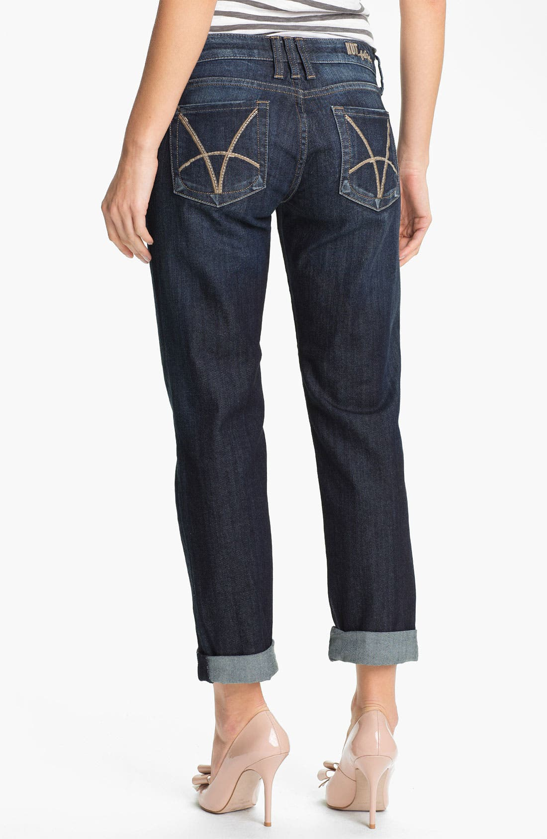 Alternate Image 2  - KUT from the Kloth Boyfriend Jeans