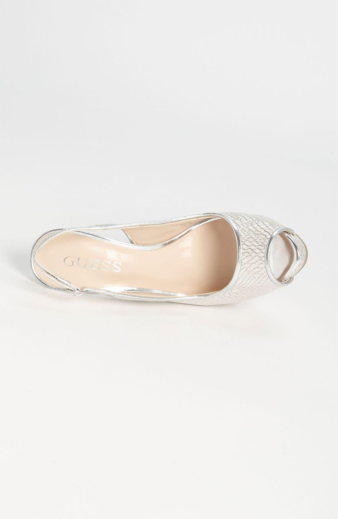 Alternate Image 3  - GUESS 'Glenisa' Sandal