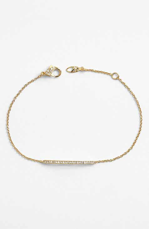 Nadri Bar Station Bracelet Nordstrom Exclusive