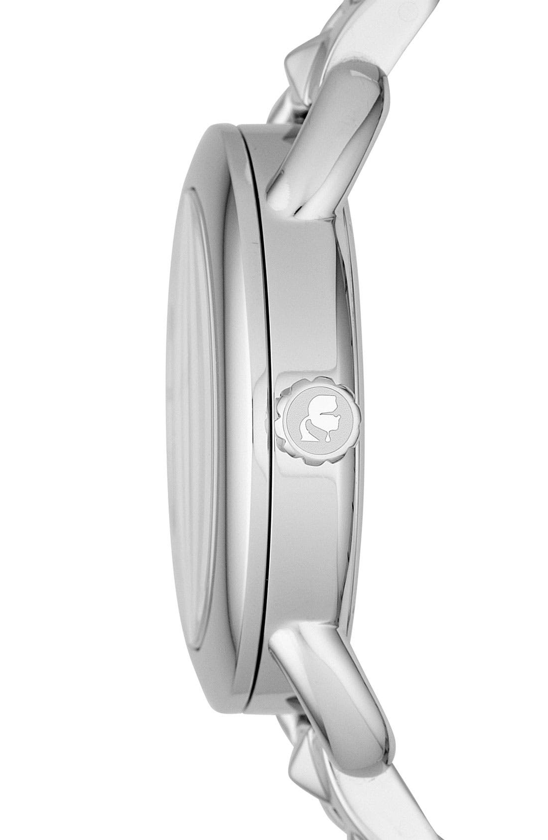 Alternate Image 3  - KARL LAGERFELD 'Pop' Bracelet Watch, 40mm