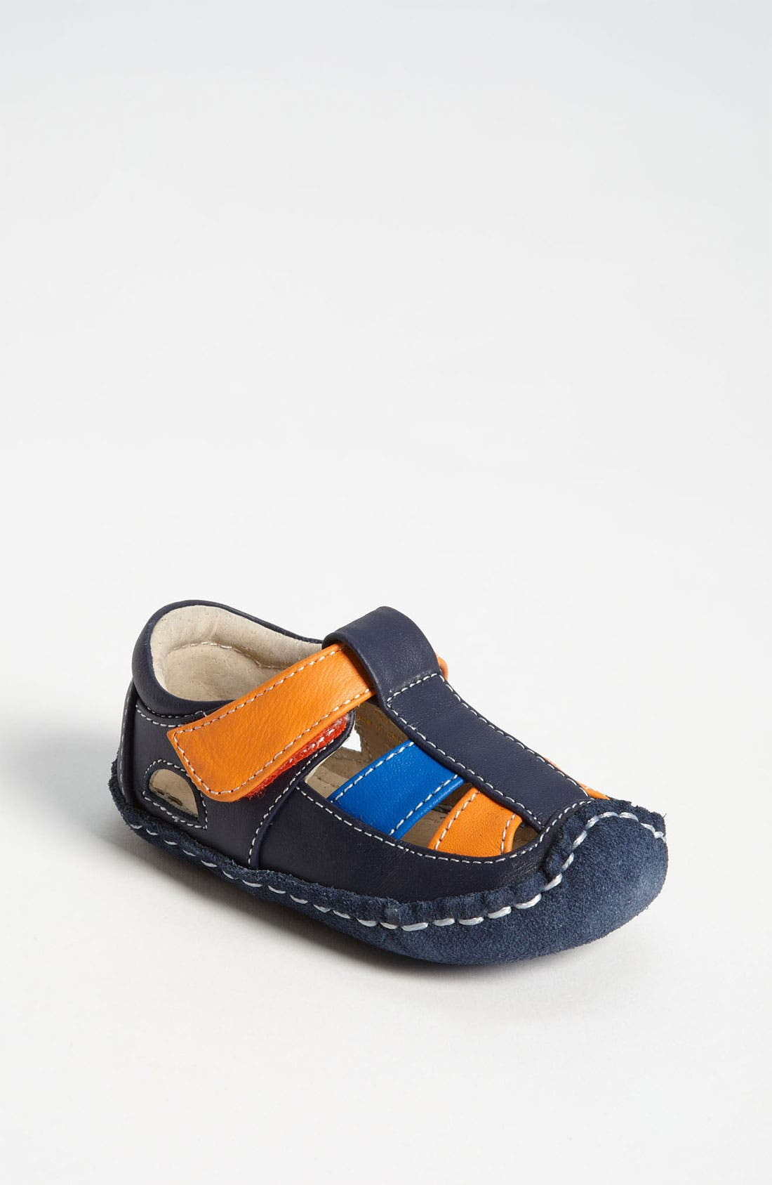Alternate Image 1 Selected - See Kai Run 'Luke' Sandal (Baby & Walker)