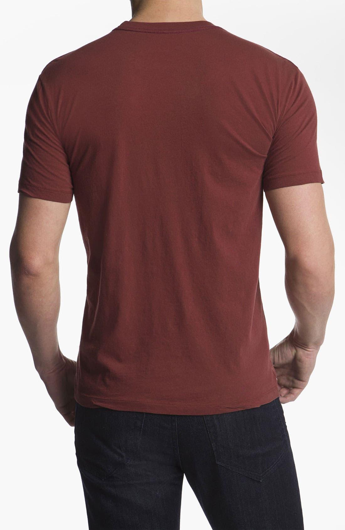 Alternate Image 2  - RVCA 'Stability' T-Shirt