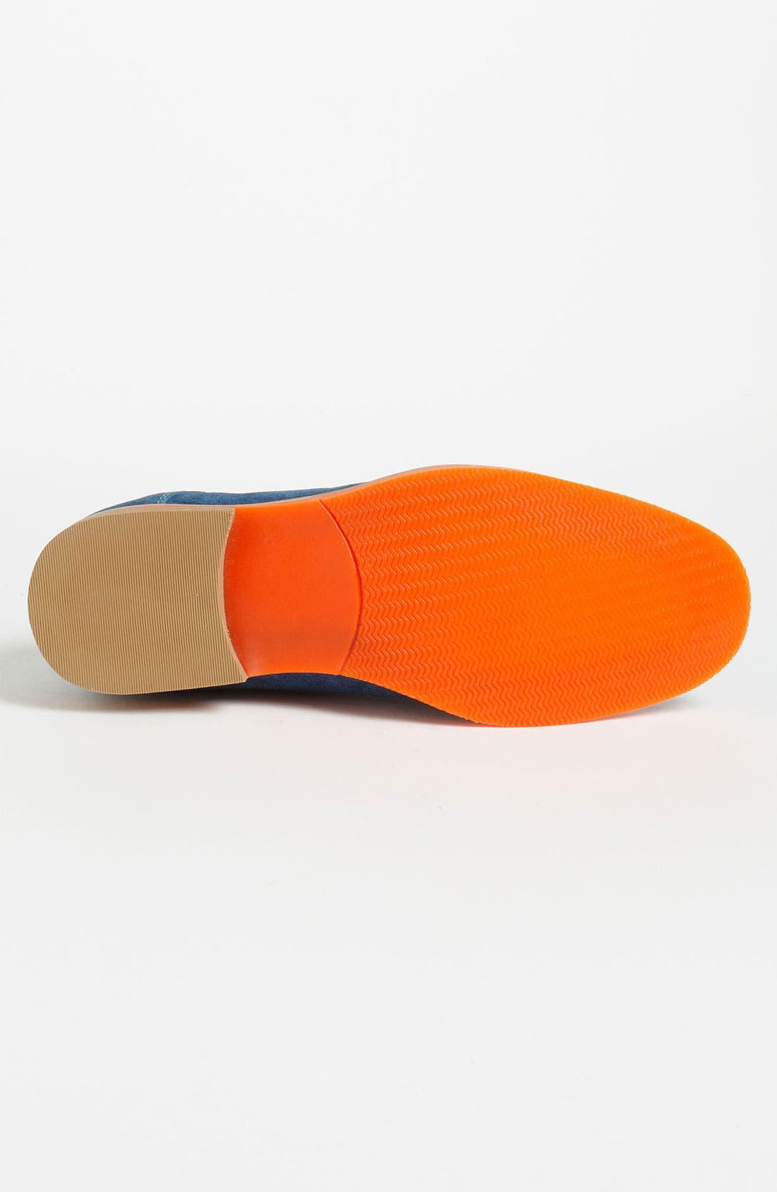 Alternate Image 4  - J.D. Fisk 'Callum' Suede Buck Shoe