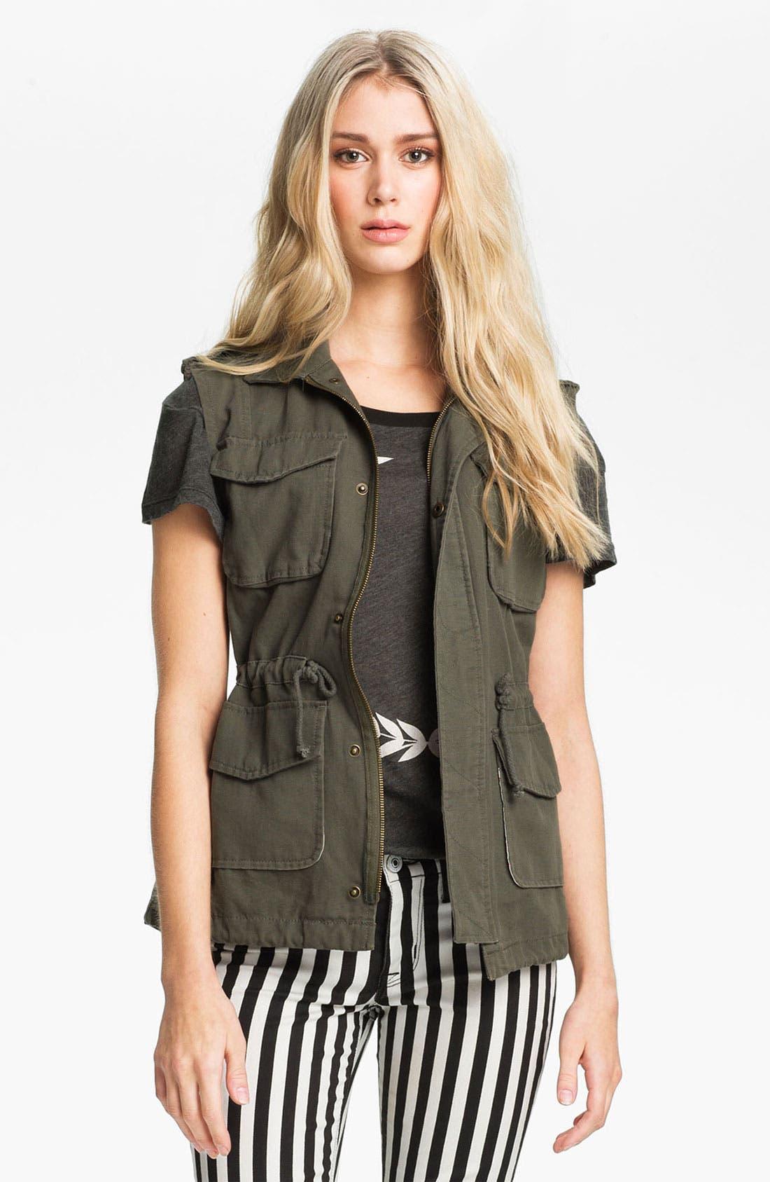 Alternate Image 1 Selected - Sanctuary Surplus Vest