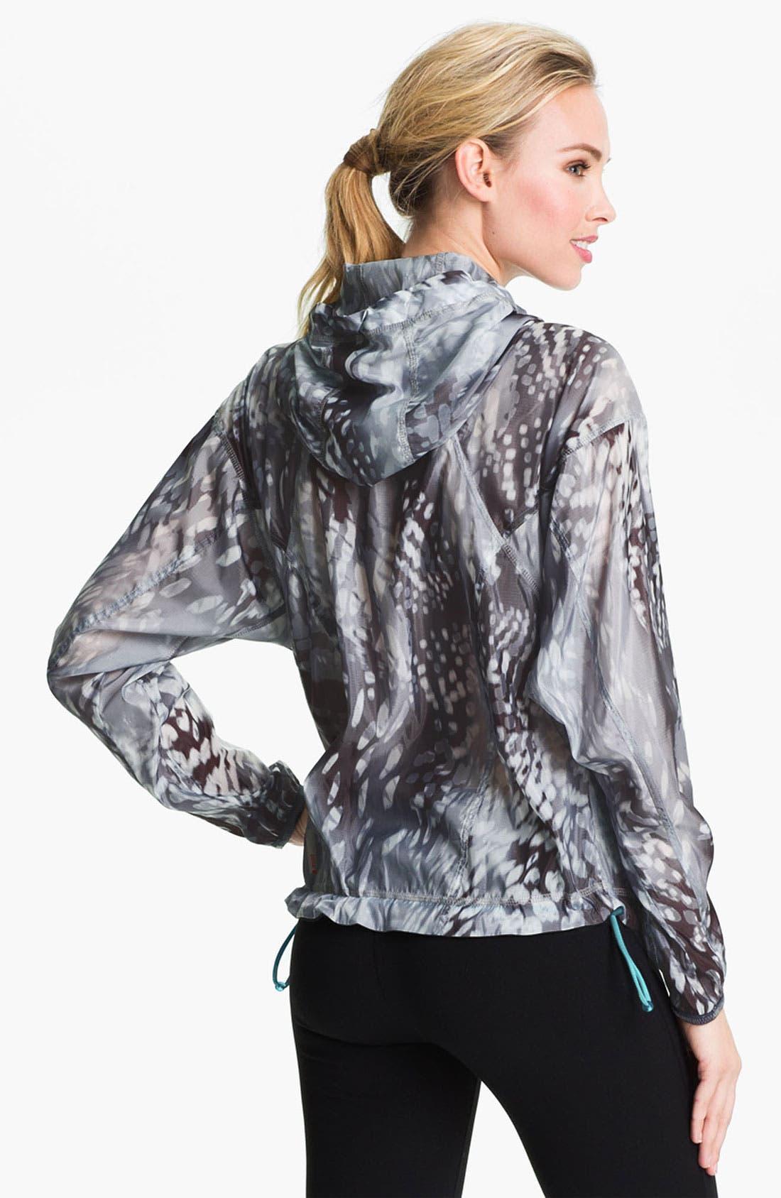 Alternate Image 2  - Zella 'Sprint' Print Jacket