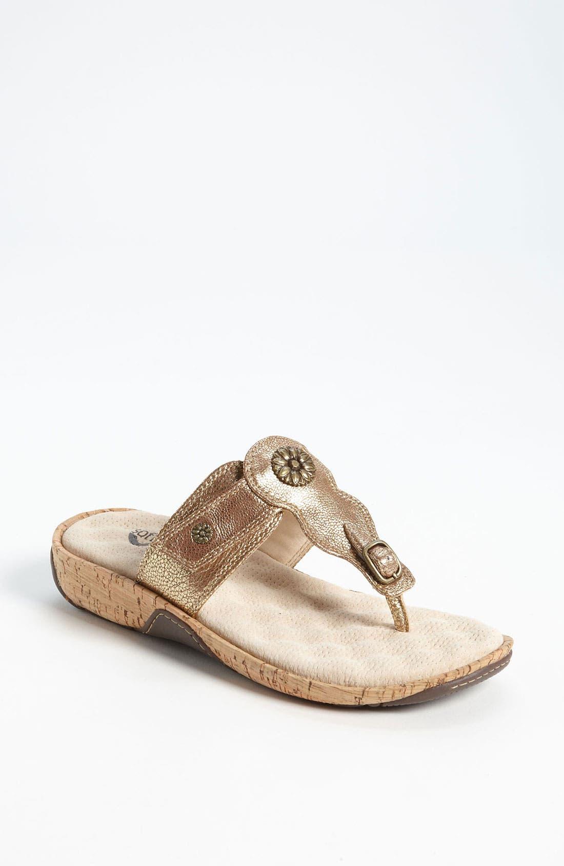 Alternate Image 1 Selected - SoftWalk® 'Boulder' Sandal