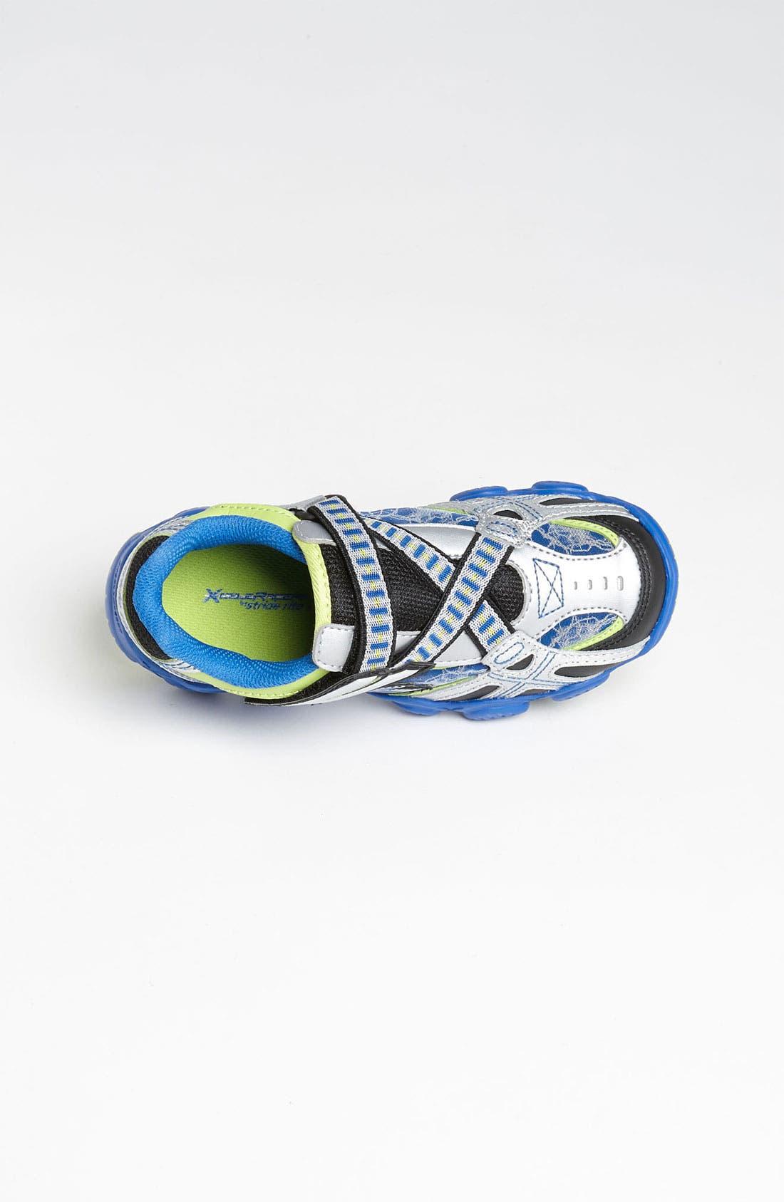 Alternate Image 3  - Stride Rite 'X-celeracer' Sneaker (Toddler & Little Kid)