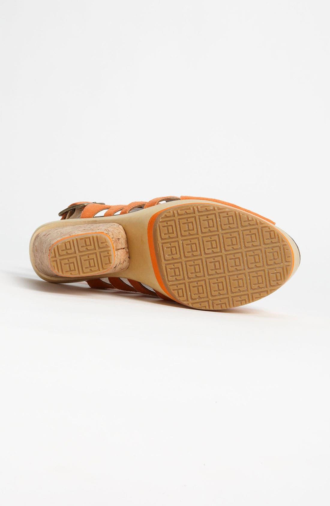 Alternate Image 4  - Blonde Ambition 'Nafita' Sandal