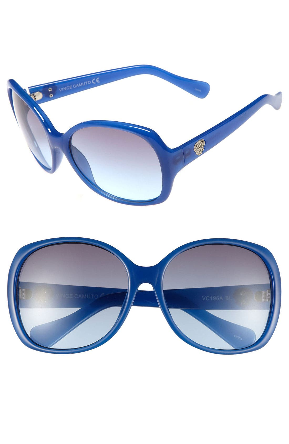 Alternate Image 1 Selected - Vince Camuto 60mm Oversized Sunglasses (Online Only)