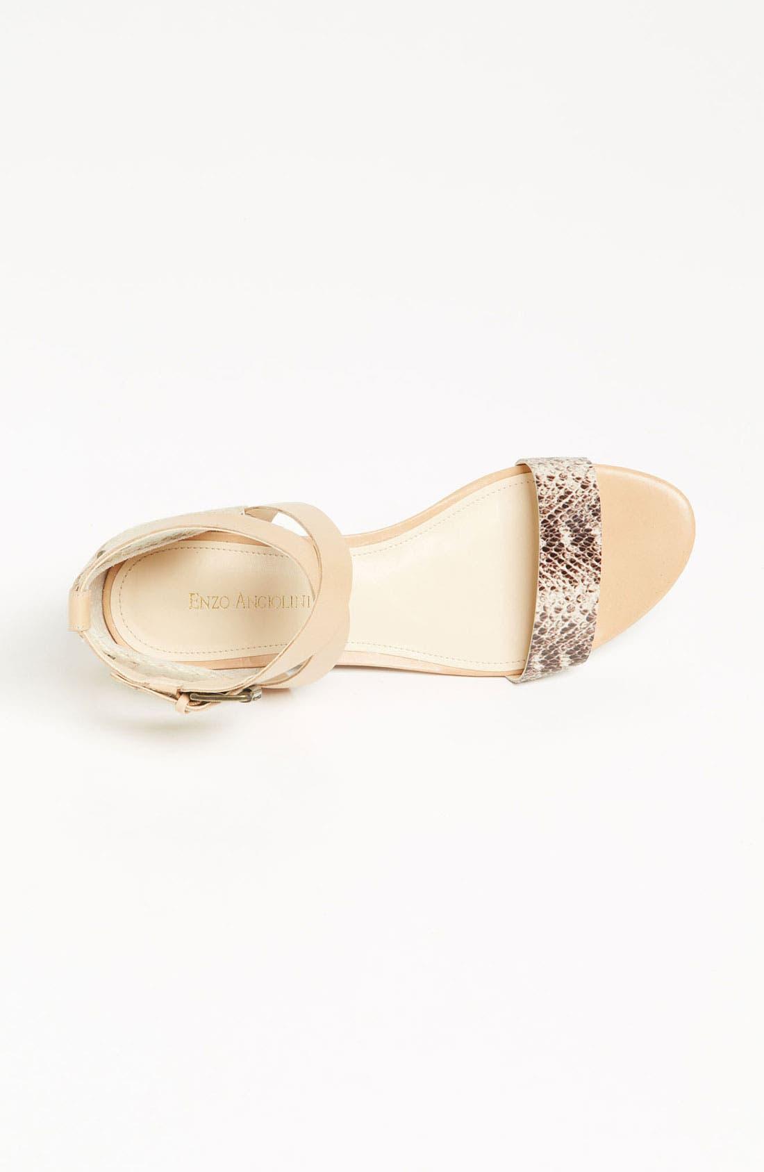 Alternate Image 3  - Enzo Angiolini 'Katira' Sandal (Special Purchase)